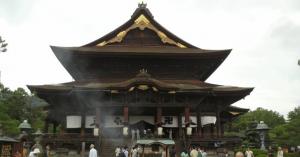 普段の善光寺