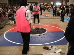 ロボット相撲大会