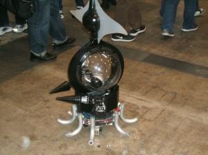 イカスミロボット