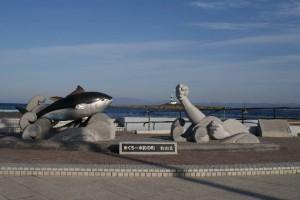 本州最北端の大間岬