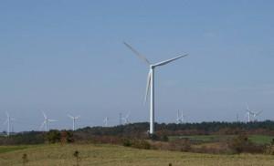 六ヶ所村の風力発電