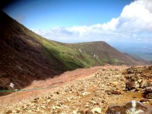 山の景色2